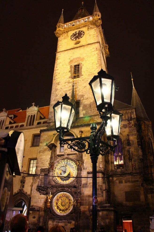 프라하 시계탑