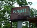 Knut 관람 대기 장소