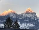 스위스에 있는 미텐산